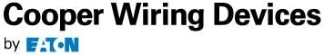 Cooper Wiring Devices 275LA-BOX Switch Duplex Comb SP//3Way 15A 120V LA