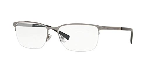Versace VE1263 Eyeglass Frames 1001-55 - VE1263-1001-55 by Versace