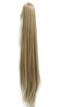 Prettyshop Hairpiece Ponytail Clip on Hair Extension