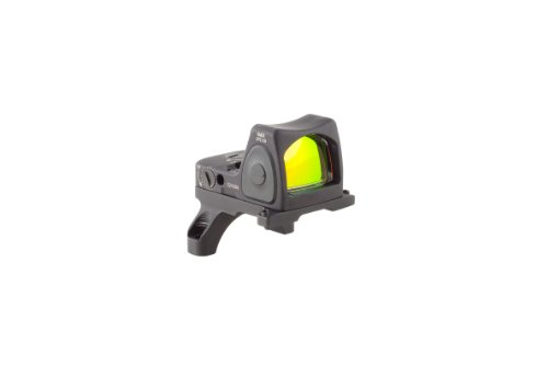 Trijicon RM06-35 RMR 3.25 MOA Adjustable LED Red Dot Sight with RM35 Full Size ACOG Mount with Bosses