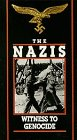 The Nazis - Witness to Genocide [VHS]