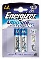 EVEL91BP2 - Energizer e Lithium - Lithium Aa 2pk Battery