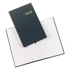 Rediform Office Products Products - Record Book, Record-Ruled, 150 Pages, 12-1/4