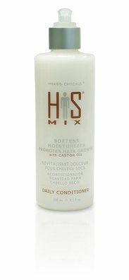 Mixed Chicks His Mix Daily Men's Conditioner, 8.5 Ounce