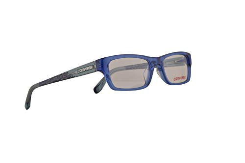 Converse All Star Kids K013 Eyeglasses 47-16-130 Blue w/Demo Clear Lens FC K 013]()