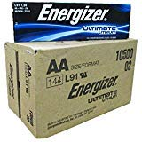 Energizer AA Ultimate Lithium 144 Batteries