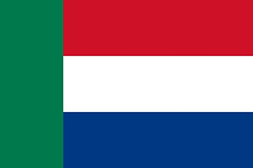 magFlags Large Flag  Flag of the Transvaal and the South African Republic; the Vierkleur | landscape flag | 1.35m² | 14.5sqft | 90x150cm | 3x5ft – 100% Made in Germany – long lasting
