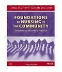 Foundations of Nursing in the Community: Community-Oriented Practice 3th (third) Edition pdf epub
