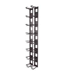 - Replacement For PARTS-AR8442 VERTICAL CABLE ORGANIZER FOR NETSHELTER 0U CHANNEL