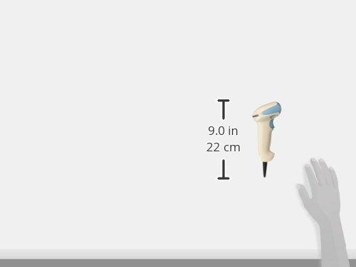 Honeywell 1900HHD-5USB Xenon Enhanced 2D Barcode Reader for Healthcare USB Scanner Kit