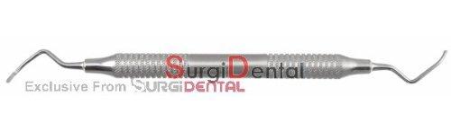 Curettes Bone (Prichard Dental Bone Curette Long Spoon by SurgiDental)