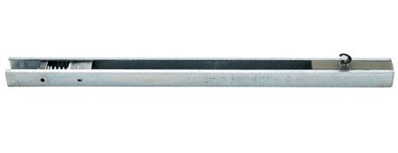 CRL Jackson® Slide Channel Assembly for Use in Offset Installation of Overhead Concealed Door Closers, Use with 20942 Offset Arm 20368
