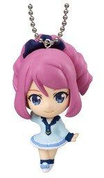 Aikatsu Stars! Mascot Collection, Mascot Key Chain, Swing 1.5