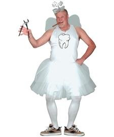 Tooth Fairy Plus Size Costume