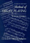 (Method of Organ Playing (8th Edition) )
