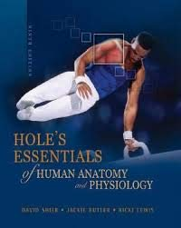Hole's Essentials of Human Anatomy and Physiology 9th edition by Shier, David; Butler, Jackie; Lewis, Ricki published by Mcgraw-Hill College Hardcover (Essentials Of Human Anatomy And Physiology 9th Edition)