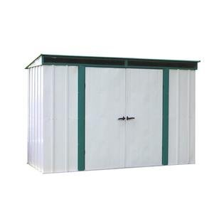 Eurolite Lean To Steel Storage Shed 10 x 4