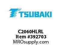 Us Tsubaki C2060hlrl C2060h C-lam Roller Link (pack Of 10)
