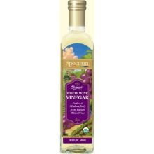 Spectrum Naturals Organic White Wine Vinegar, 1.32 Gallon -- 2 per case. by Spectrum