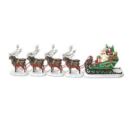 DEPARTMENT 56/HERITAGE VILLAGE COLLECTION/NORTH POLE SERIES