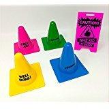 mickey mouse cone hats - Back to School Toddler Pre-school Elementary School Classroom Teacher Room Motivational Reward 4 Cones Plus BONUS Wiz Kid
