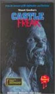 product image for Castle Freak (Unrated Director's Cut) [VHS]
