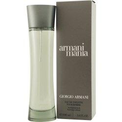 ARMANI MANIA by Giorgio Armani EDT SPRAY 3.4 OZ MEN