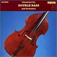 Concertino for Double Bass & String Orchestra
