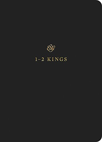 1-2 Kings Scripture Journal: English Standard Version ()