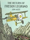 The Return of Freddy LeGrand, Jon Agee, 0374362491