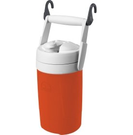Igloo 41148 Sport Jug With Hanging Links,Orange,1/2-Gallon by