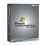 Microsoft Windows Small Business Server 2003 Premium Edition w/SP1 - complete package ( T75-00798 )