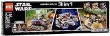 Buy LEGO Star Wars Figure Packs Super Pack 3 in 1 66514