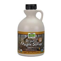 NOW Foods - Healthy Foods Maple Syrup Grade A Certified Organic - 32 oz. ( Multi-Pack) by NOW Foods