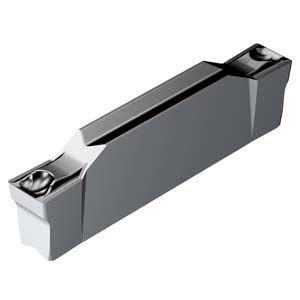 PART NO. SVK34904 N123G2-0318-0002-GF 1105, Sandvik CoroCut 1-2, Carbide Insert for Grooving, Seat Size - G by Sandvik Coromant