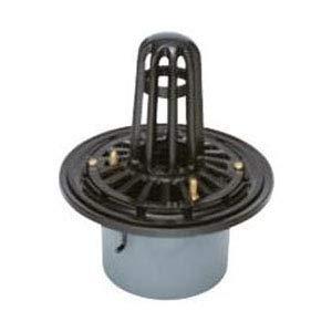 カネソウ 鋳鉄製ルーフドレイン たて引き用 打込型 屋上用(呼称150) メーカー直送代引不可 ESP-1-150 B00L9LPGHG