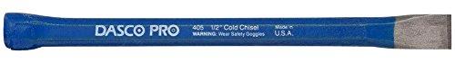 Dasco Pro 405 Cold Chisel, 1/2-Inch ()