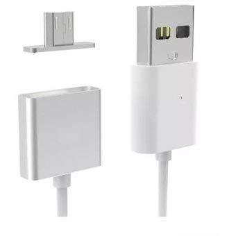 GDLCAMARAS Cable Cargador Micro USB Magnetico Puerto Micro-USB Carga y Transmision de Datos, LED Indicador Compatible con...