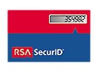 RSA SECURID CREDIT CARD-TOKENS 3YR 500PK