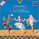 Stravinsky: Petrouchka / Song of the Nightingale