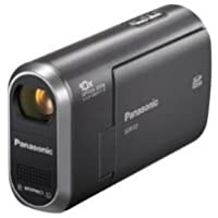Panasonic SDR-S9EG-S PAL Camcorder (Silver)