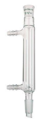 CHEMGLA - Distilling Column- 19/22 Joint- 200mm- Water Jack eted, EA1