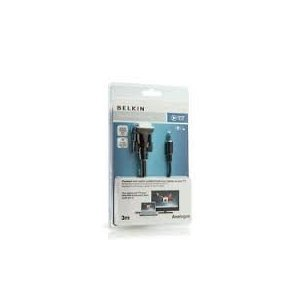 Belkin VGA Audio Video Cable 10 Ft