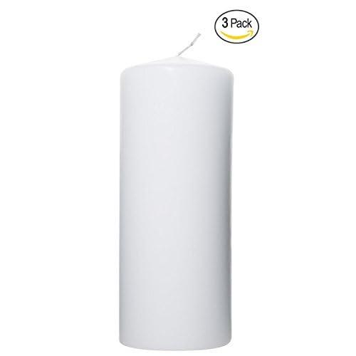 Pillar Candle for Wedding, Birthday, Holiday & big image