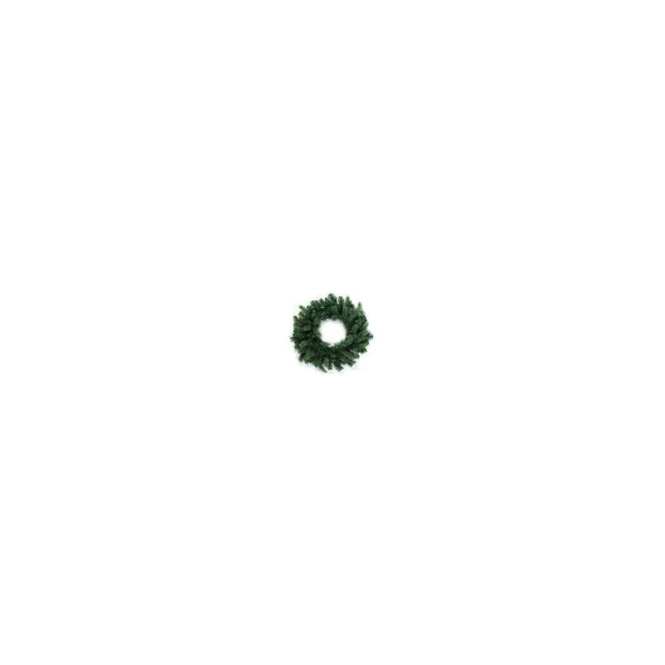 24 Natural Frasier Fir Artificial Christmas Wreath   Unlit
