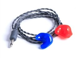 Racing Radios Warehouse Custom Racing Radios Ear Buds (with self impression kit)