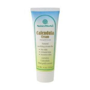 Natureworks Calendula Cream 4 oz