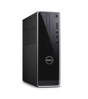 Latest_Dell Inspiron Small High Performance Desktop, Intel Pentium Gold Processor, 4GB RAM, 1TB Hard Drive, DVD(R/W), Wireless+Bluetooth, HDMI, Windows 10 Pro (Best Dell Laptop For Home Use)