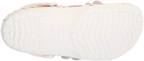 Pictures of Crocs Women's Classic Timeless Clash Roses Clog C13 7