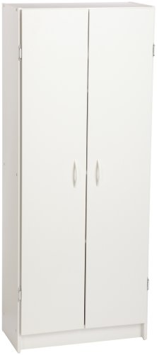 ClosetMaid Pantry Cabinet, White